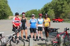Broadway Trail Head - 100k Riders #1