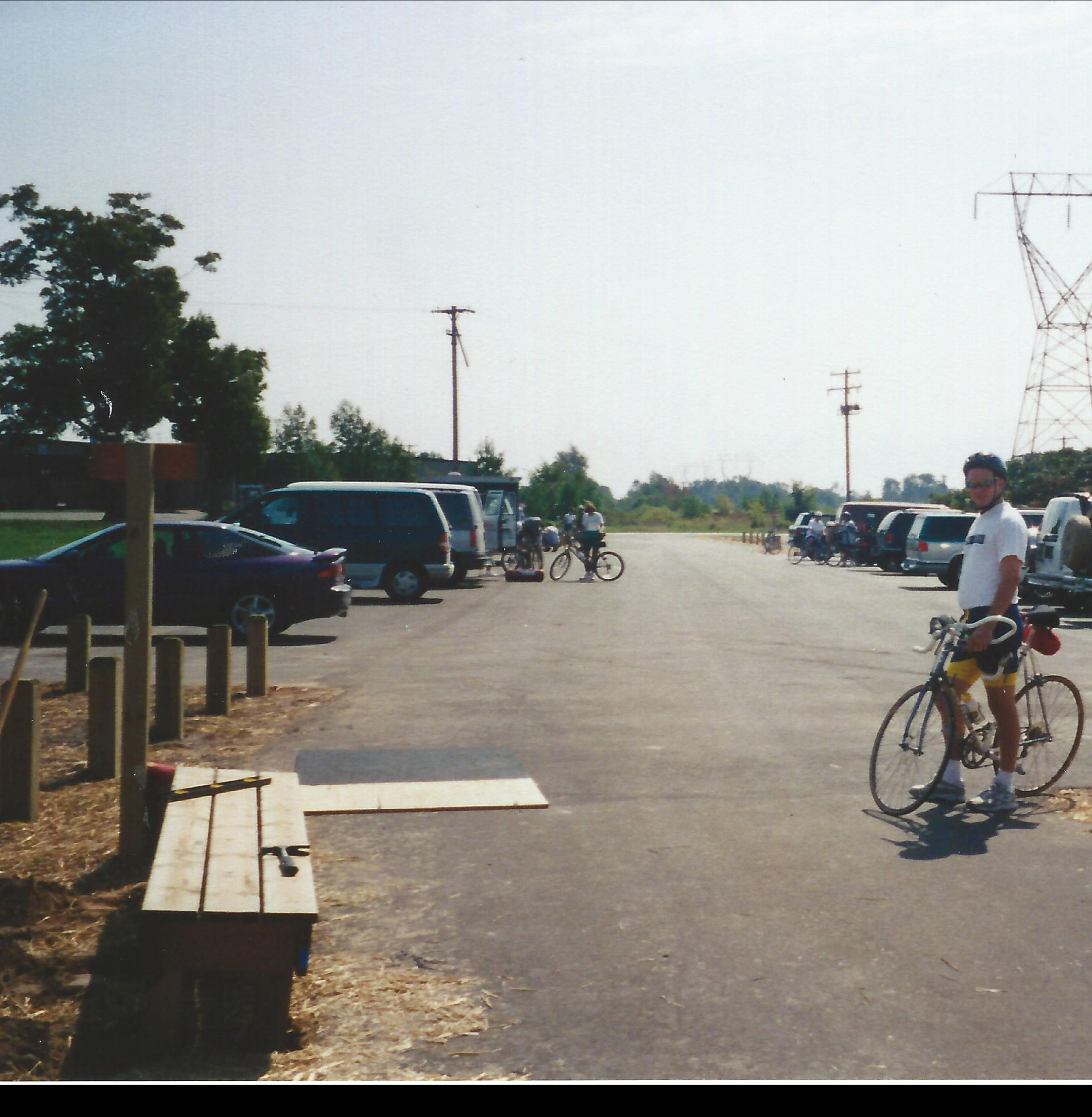 2. Marne Parking Lot