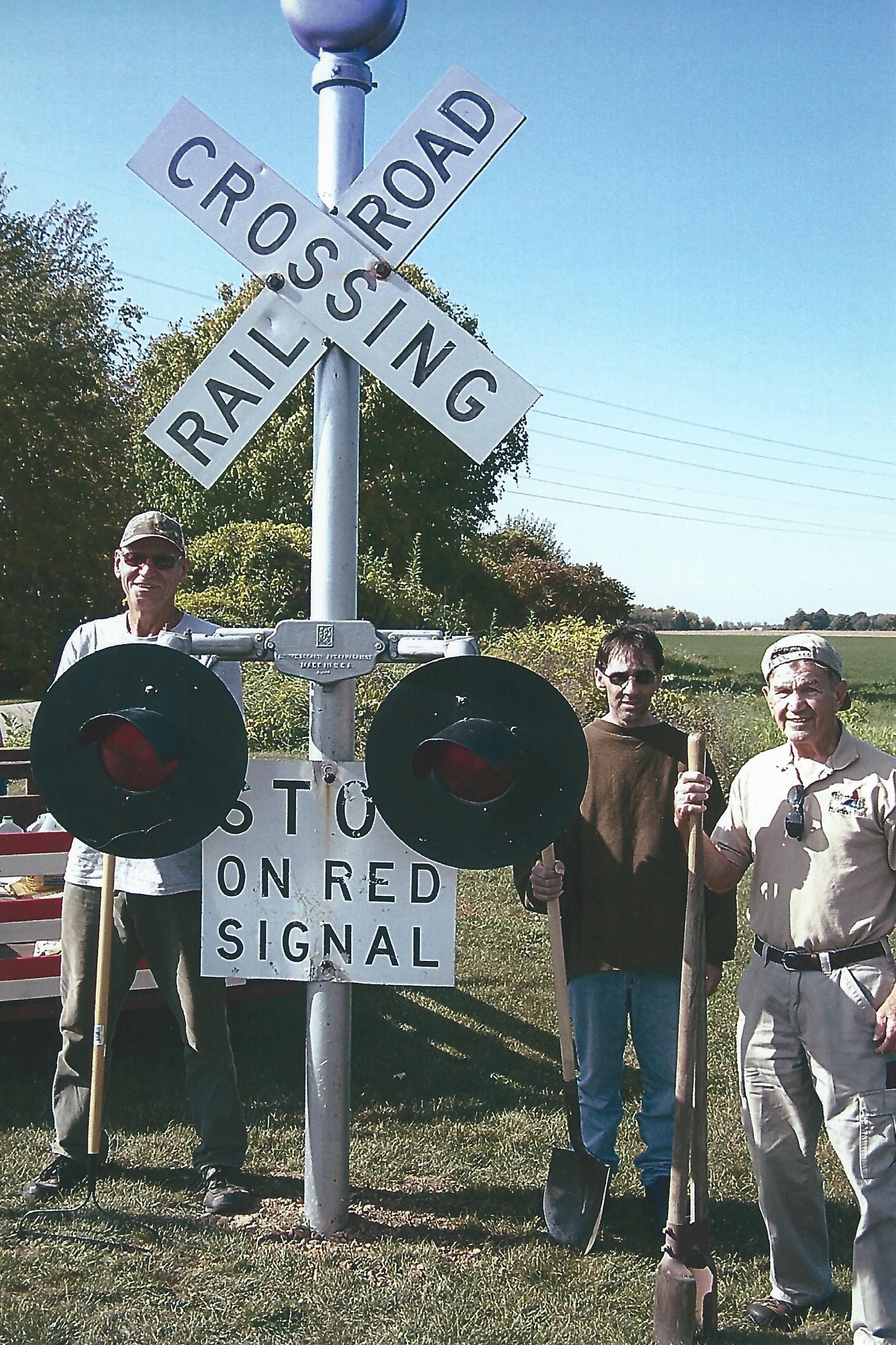 3. Marne RR Crossing Signage