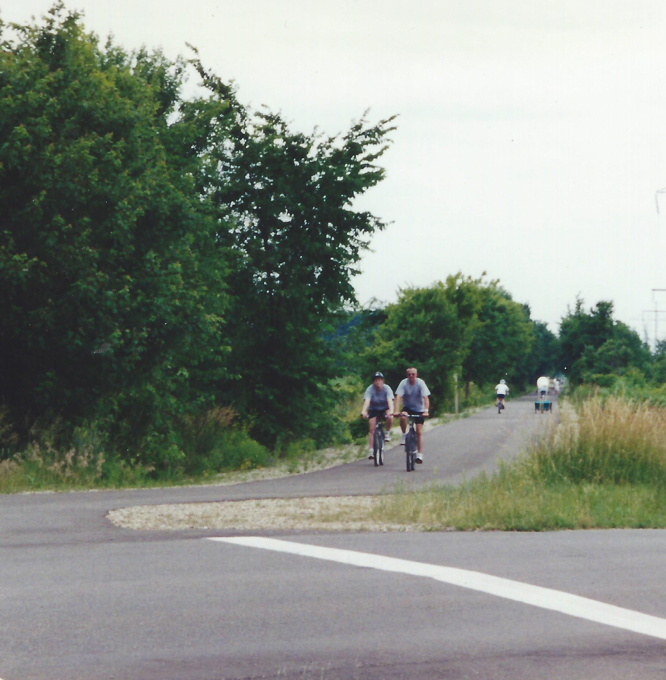 4. Heading West from Marne