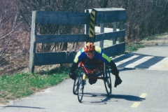 6. Musketawa Trail is Handicap Accessible