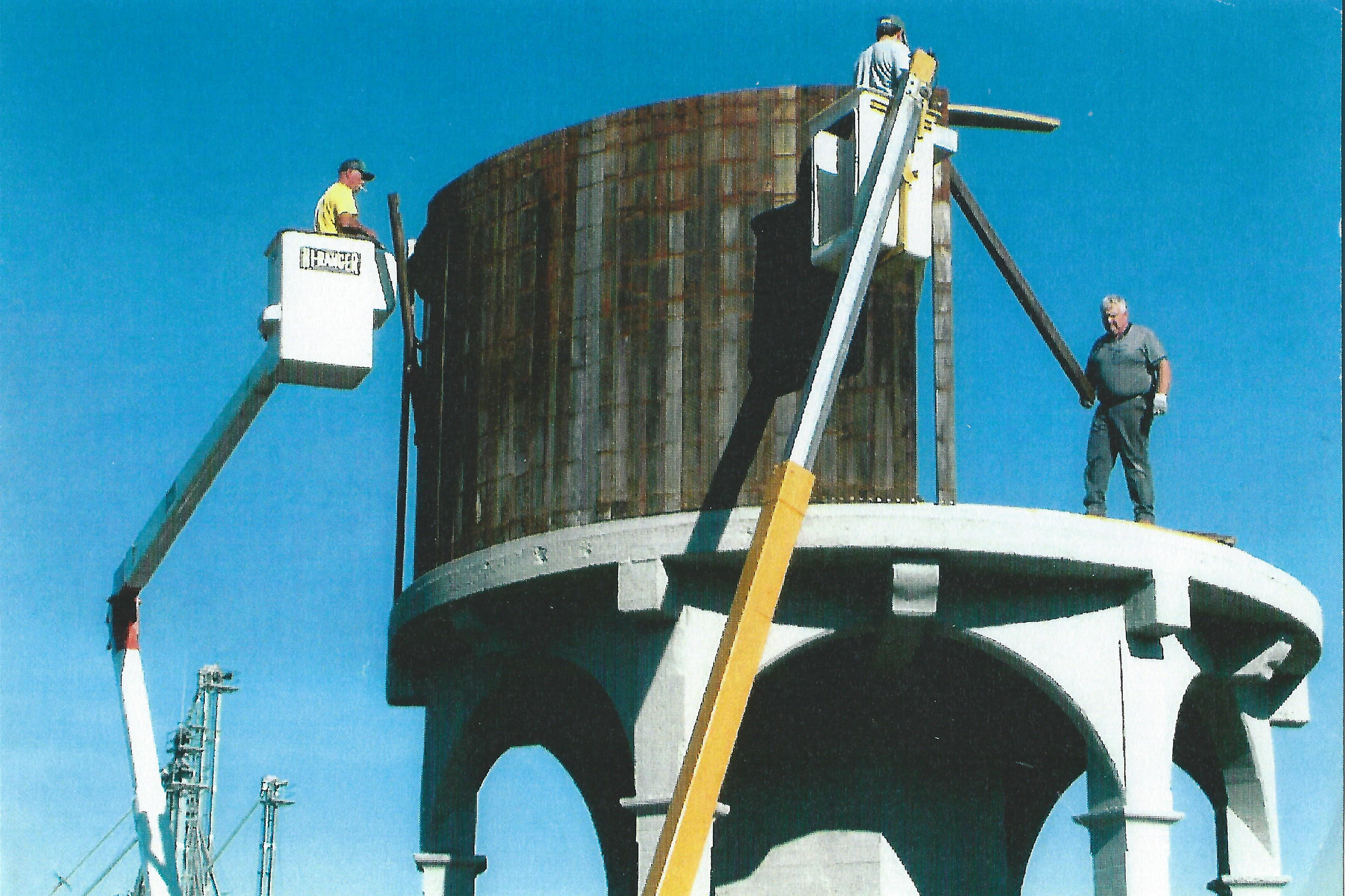 6. Reconstruction of the Ravenna Water Tower