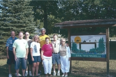 10. Current Board Members at Ravenna Trail Head