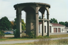 5. 100 Year-Old Water Tower at Ravenna Trail Head