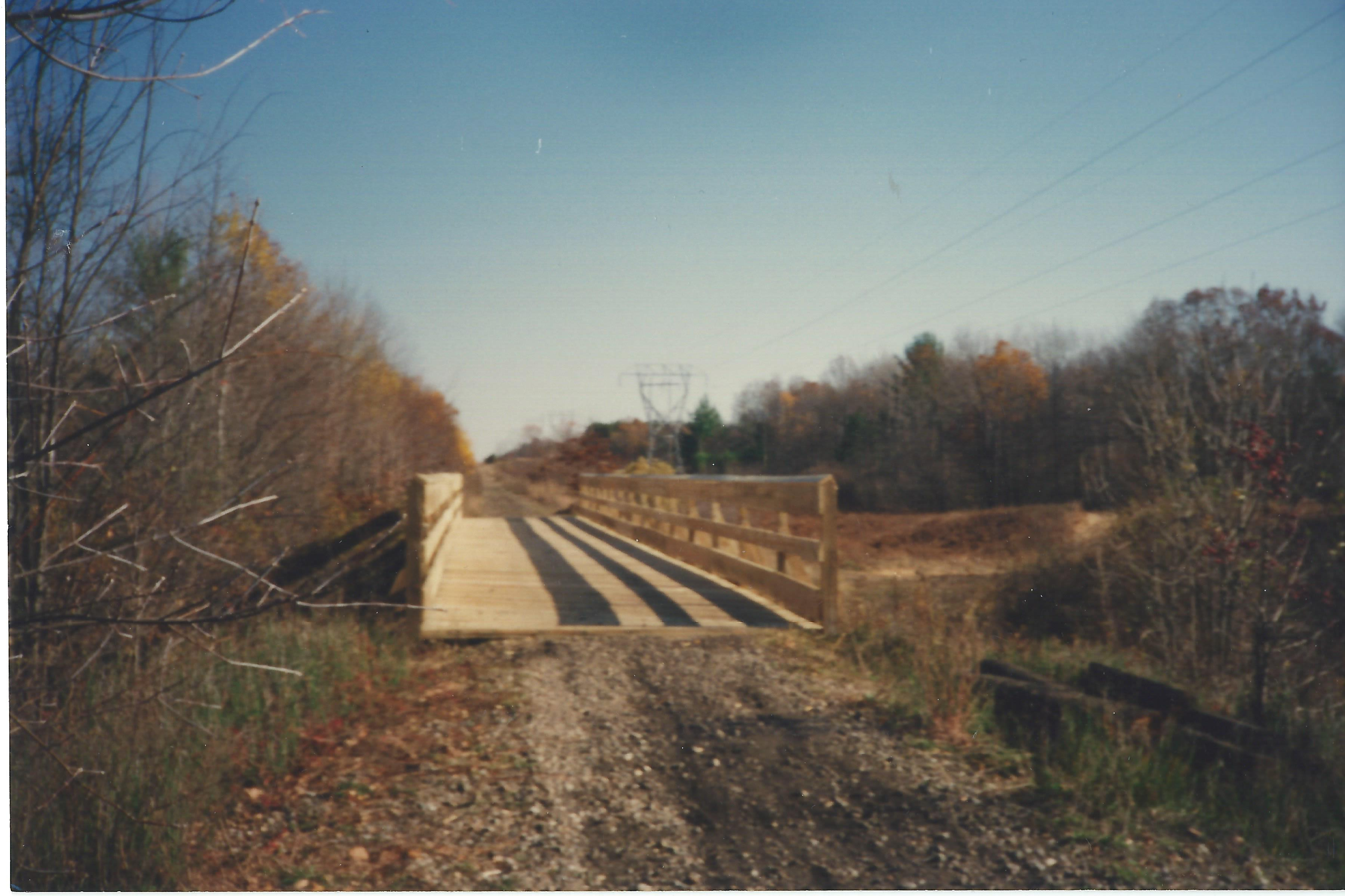1. Black Creek Trestle Project Near E. Broadway