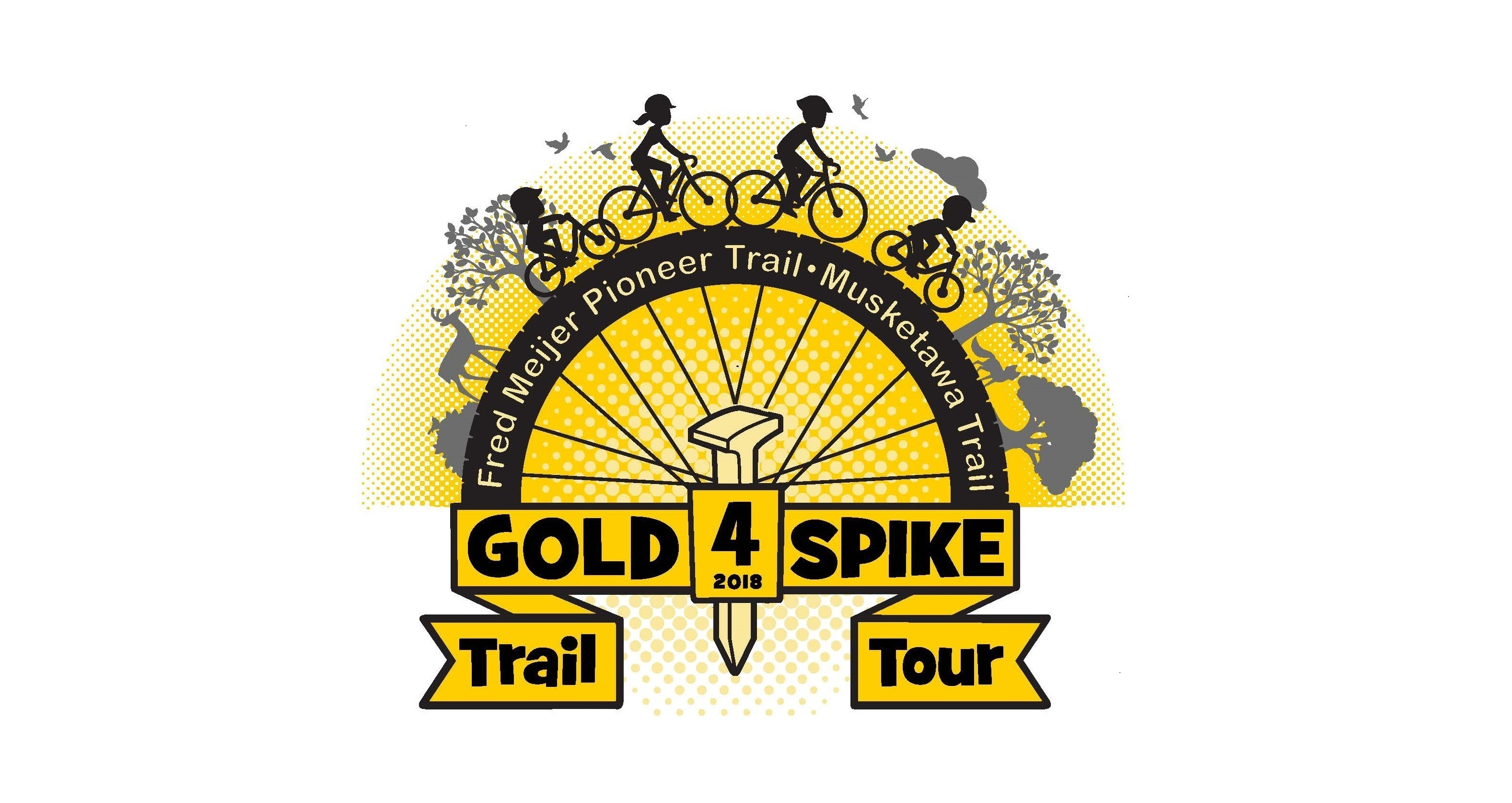 Gold Spike 4 Logo (2016)