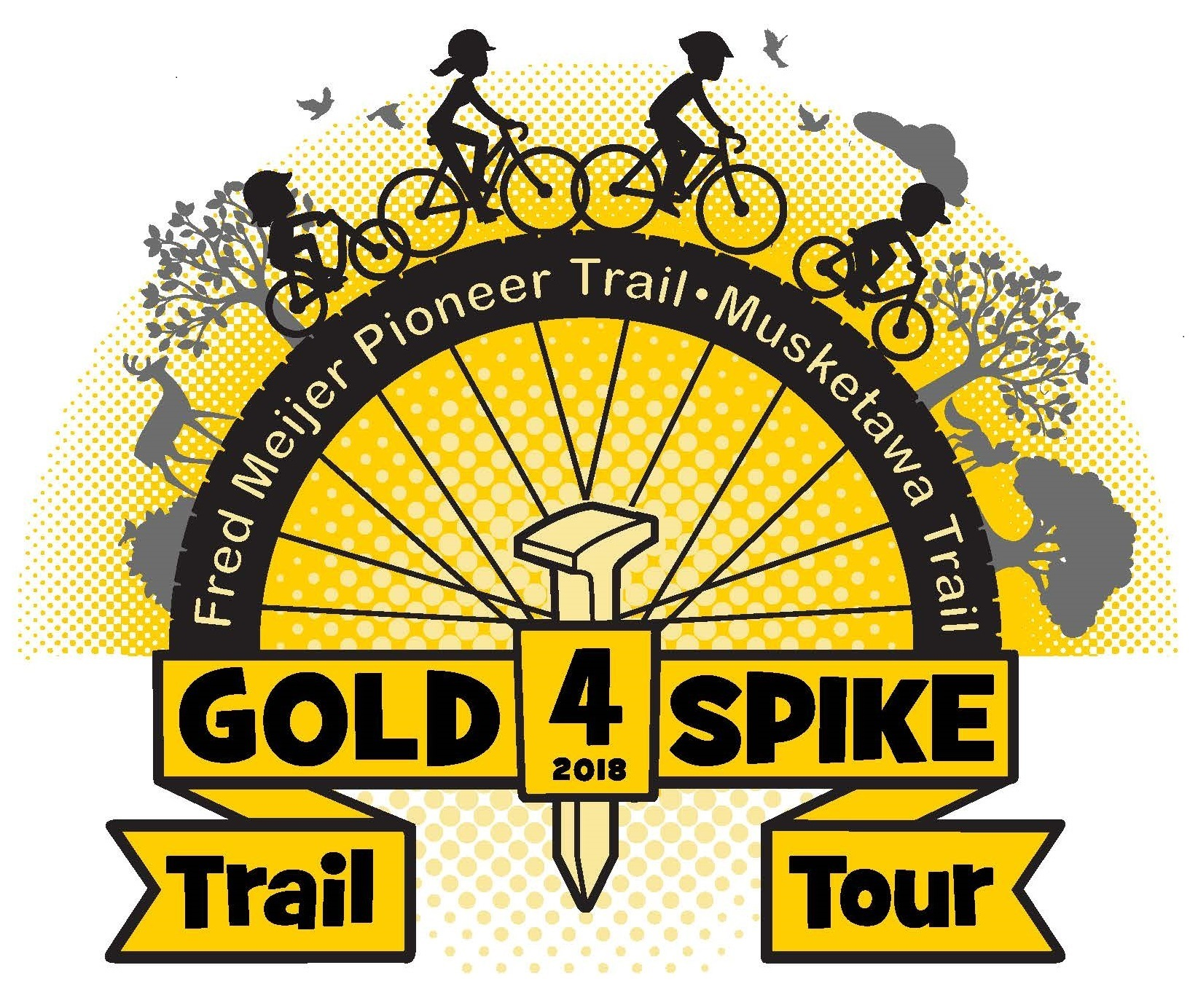 Register for the Gold Spike Trail Tour IV