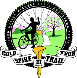 Gold Spike III Logo