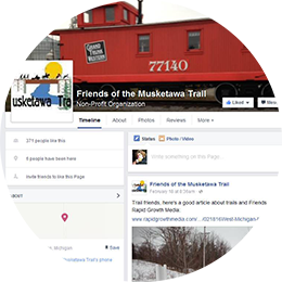 Connect With the Trail On Facebook