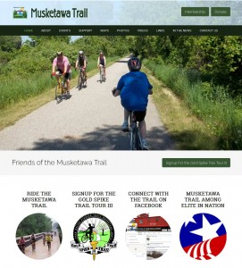 Musketawa Trail Launches New Website