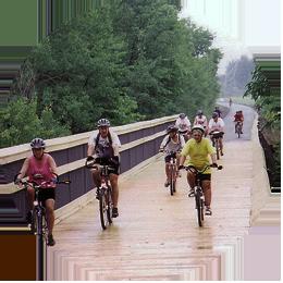 Ride the Musketawa Trail